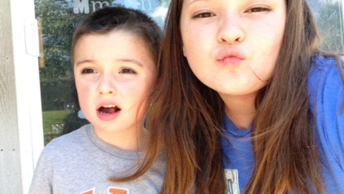 Special Needs Siblings: Julia & Colin