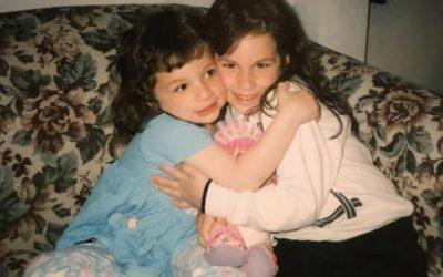 Siblings: Christina + Gianna