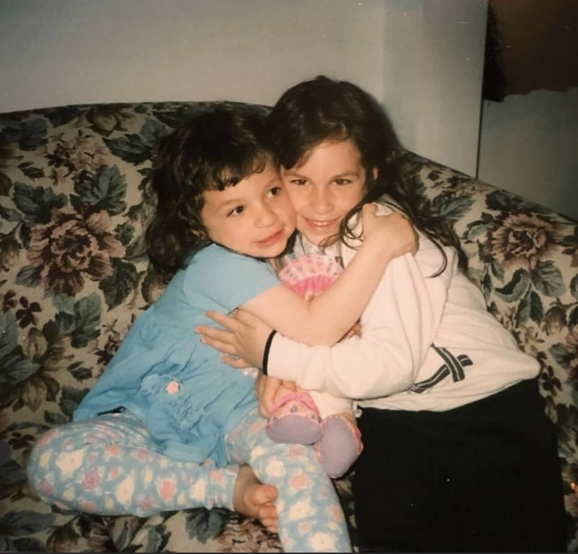 Special Needs Siblings - sisters Christina + Gianna
