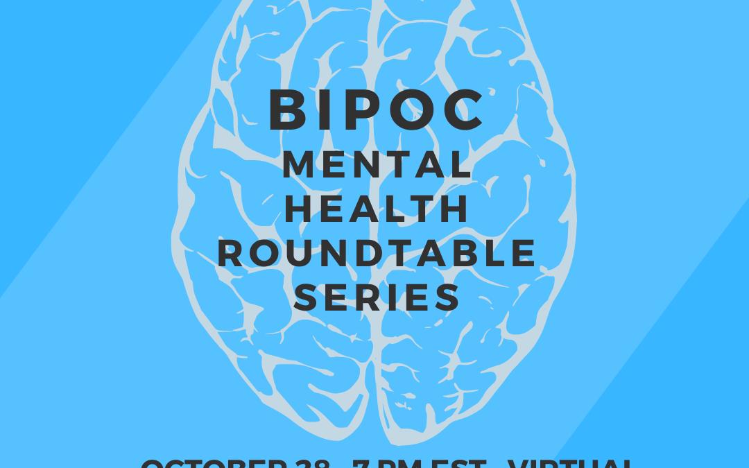 BIPOC Mental Health Roundtable